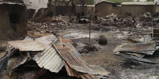 Nigeria: 19 morts dans un attentat suicide commis par une fillette - La Libre