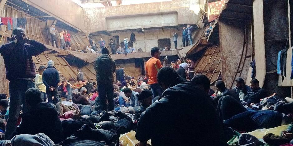 Migrants clandestins: quels risques pour l'Italie? - La Libre