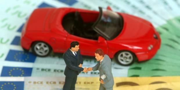 Les banques cassent les prix sur les crédits autos - La Libre