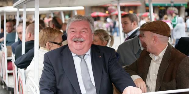 L'ex-bourgmestre de Bruxelles Freddy Thielemans aura droit à son buste - La Libre