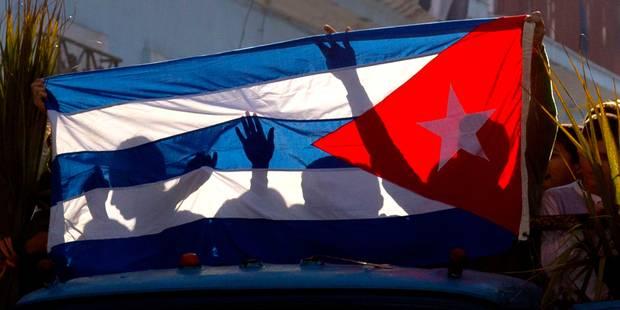 Le cadeau de Cuba aux États-Unis: 53 prisonniers politiques relâchés - La Libre
