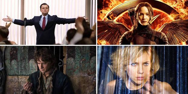 """Cinéma: le """"top 30"""" des films distribués en Belgique en 2014 - La Libre"""