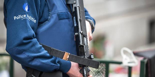 """Tâches policières confiées à des militaires: """"de la démagogie la plus crasse"""" - La Libre"""
