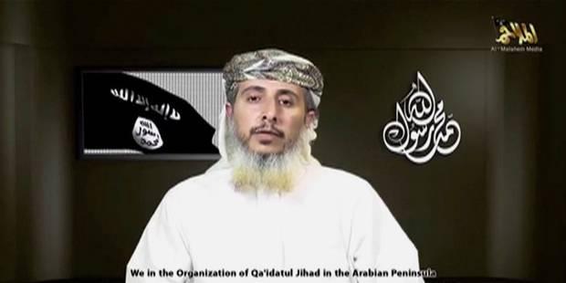 """Charlie Hebdo: la vidéo de revendication par Al-Qaïda est """"authentique"""" - La Libre"""