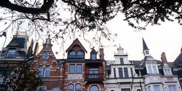 Transactions immobilières : record absolu en octobre 2014 - La Libre