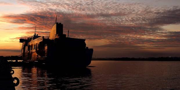 Incendie du ferry Norman Atlantic: probablement 18 disparus - La Libre