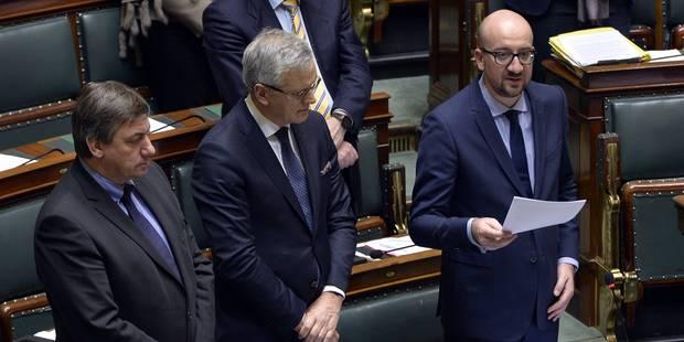Opération anti-terroriste en Belgique: le timing fédéral est parfait - La Libre