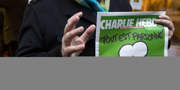 Charlie Hebdo: 15.000 exemplaires supplémentaires mis en vente lundi - La Libre