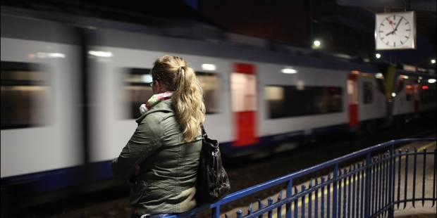 Les trains spéciaux pour la manifestation du 6 novembre ont rapporté un million d'euros à SNCB