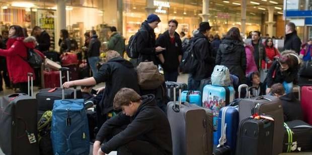Tunnel sous la Manche: dix Eurostar supprimés après un nouvel incident - La Libre