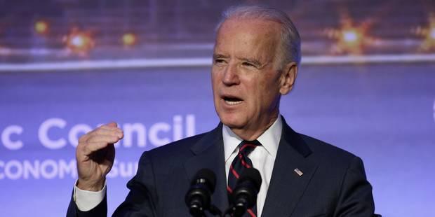 Tirs sur la maison du vice-président américain - La Libre