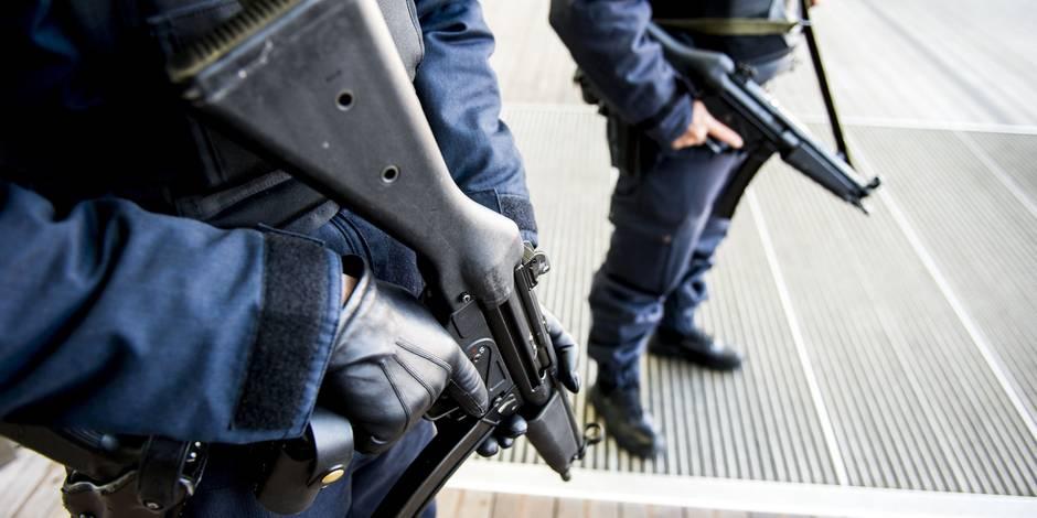 Attentats déjoués: la Belgique va demander l'extradition d'un suspect arrêté en Grèce