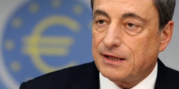La BCE prête à briser un tabou - La Libre