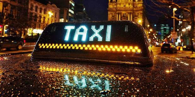 """Les taxis soupçonnés de fraude sociale """"importante"""" - La Libre"""