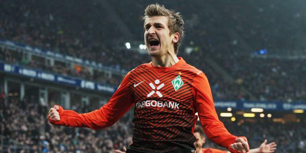 Marko Marin a rejoint Anderlecht - La Libre