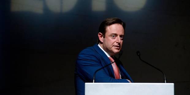 Bart De Wever ne veut pas de Pegida à Anvers - La Libre
