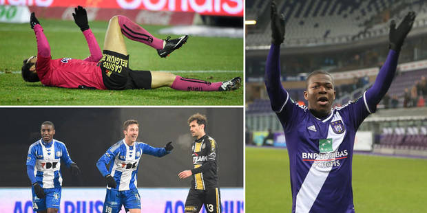 Coupe de Belgique: Anderlecht qualifié, Charleroi piégé - La Libre