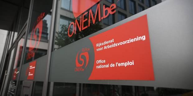 Exclus du chômage : l'Onem estime qu'il y aura plus de Wallons que de Flamands - La Libre