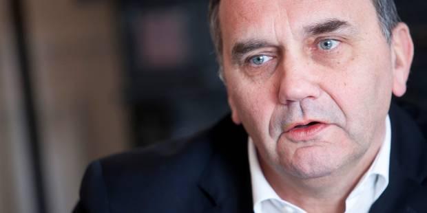 """Benoît Cerexhe (CDH) : """"La charge pour la police est intenable"""" - La Libre"""