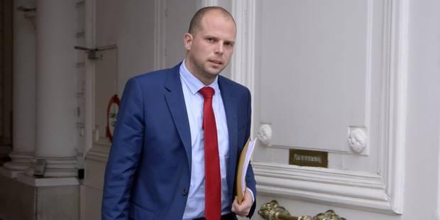 """Theo Francken : """"En matière d'intégration, la Flandre est un exemple"""" - La Libre"""
