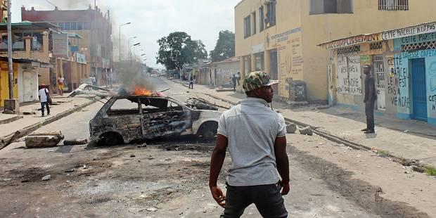 RDC : l'examen de la loi honnie renvoyé à ce vendredi - La Libre