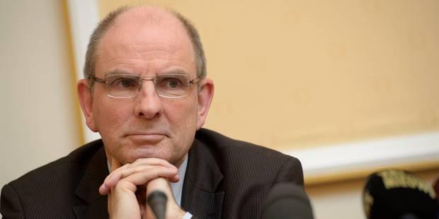 Euthanasie: Geens dément avoir négocié en secret avec Frank Van Den Bleeken - La Libre