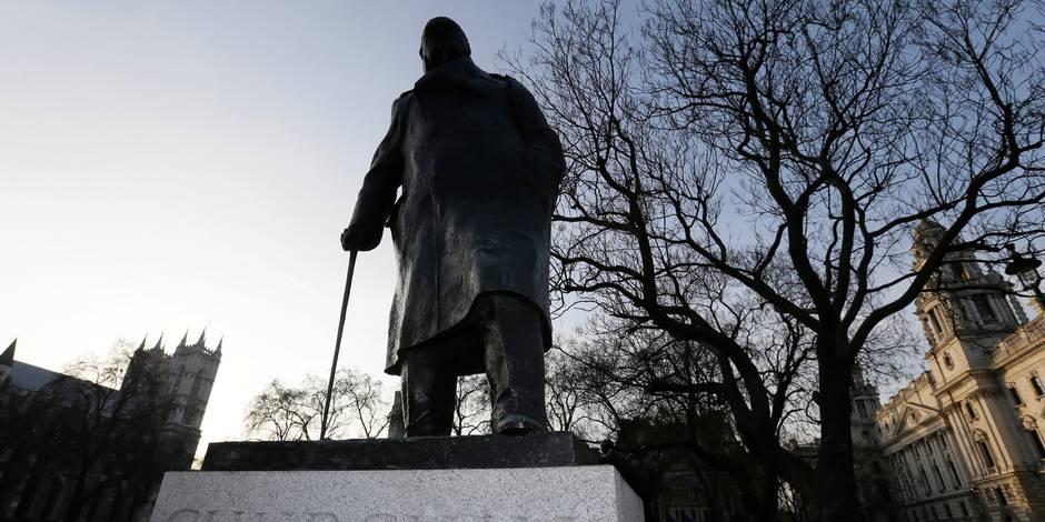 Il y a cinquante ans, Churchill…