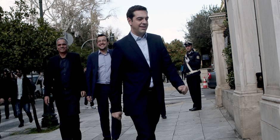 Grèce: voici la composition définitive du nouveau parlement