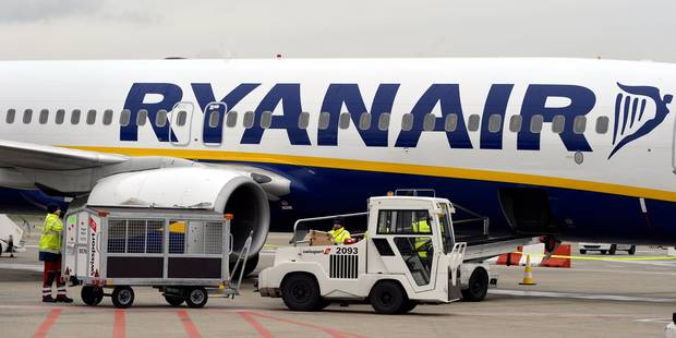 Les compagnies belges marquent un point dans leur combat contre Ryanair - La Libre