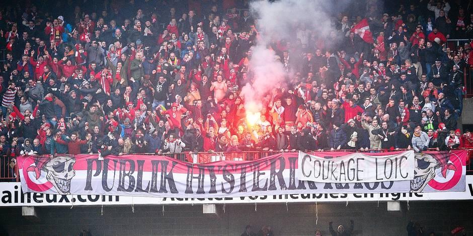 Deux fois plus d'interdits de stade à Anderlecht qu'au Standard - La Libre