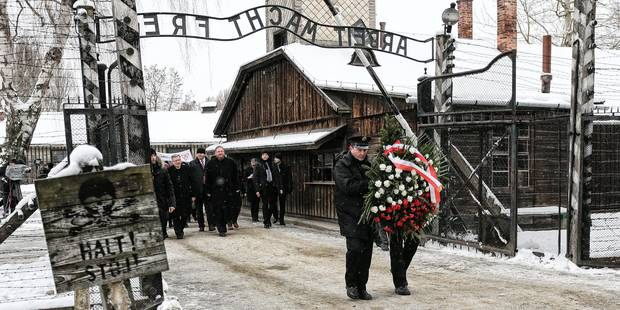 """Auschwitz: """"Démocrates, réveillez-vous!"""" - La Libre"""