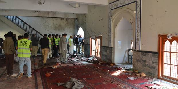 Pakistan: 48 morts dans un attentat contre une mosquée chiite - La Libre