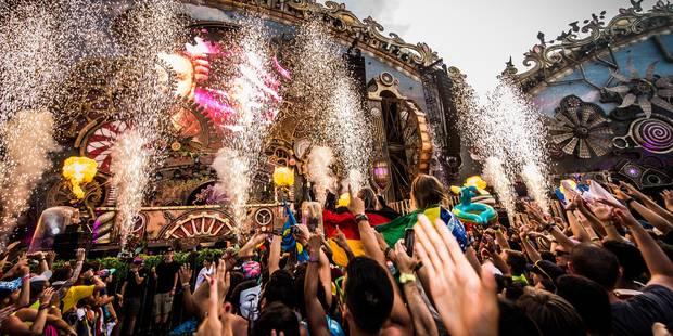 "Les 90.000 tickets ""belges"" de Tomorrowland vendus en une heure - La Libre"