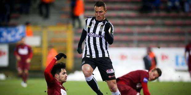 Charleroi s'impose sur le fil face à Genk (1-0) - La Libre
