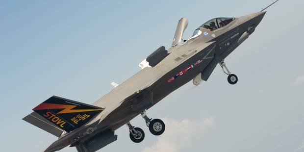 Remplacement des F-16: De Crem veut hâter l'achat d'un nouvel avion - La Libre