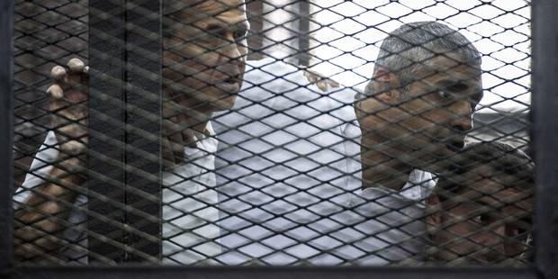 """Egypte: la libération du journaliste Mohamed Fahmy est """"imminente"""" - La Libre"""