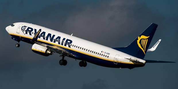 Ryanair critique sévèrement la politique tarifaire de Brussels Airport - La Libre