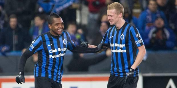 Le FC Bruges a un pied en finale après avoir battu le Cercle 5-1 en demi-finale aller - La Libre