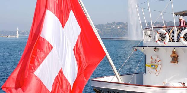 Les banques suisses incitent leurs clients fraudeurs à rentrer en Belgique - La Libre