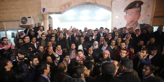 La Jordanie pend deux jihadistes après l'exécution par l'Etat islamique de son pilote - La Libre