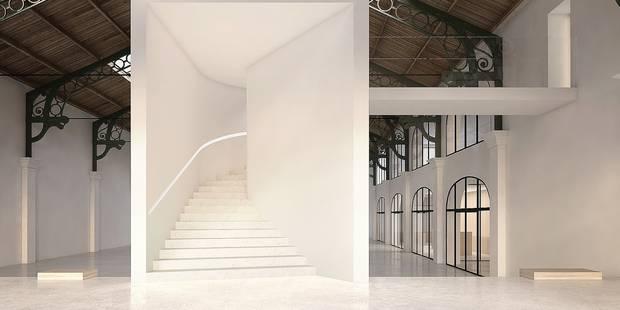 Un nouveau lieu d'art à Bruxelles - La Libre