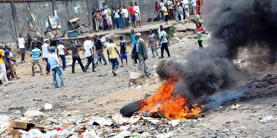 """Pr Omasombo: """"On entame la fin de Joseph Kabila"""" - La Libre"""