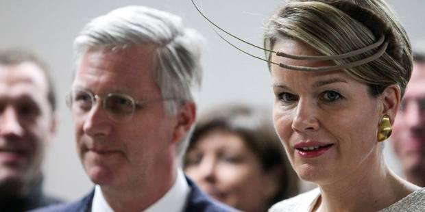 Le couple royal reçu par le pape en mars - La Libre