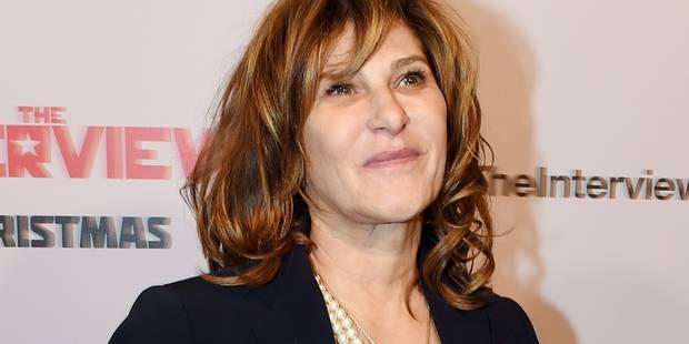 Piratage de Sony Pictures: la co-présidente Amy Pascal démissionne - La Libre