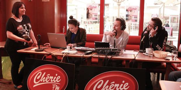 Chérie FM de retour en Belgique sur le web - La Libre