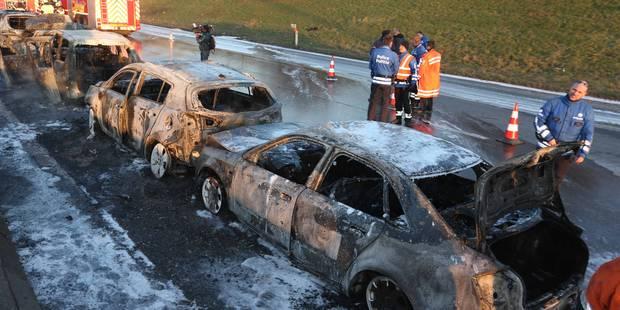 Le ring de Bruxelles rouvert après un accident à Strombeek-Bever - La Libre