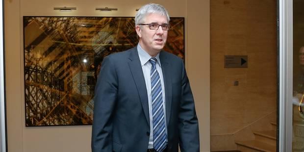 """Pieter Timmermans (FEB) : """"La FGTB doit prendre ses responsabilités"""" - La Libre"""