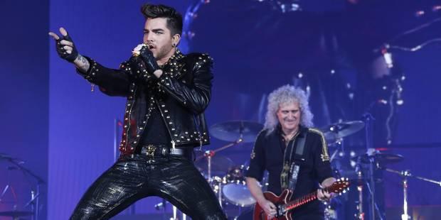 Le concert de Queen ce dimanche soir à Bruxelles finalement annulé - La Libre