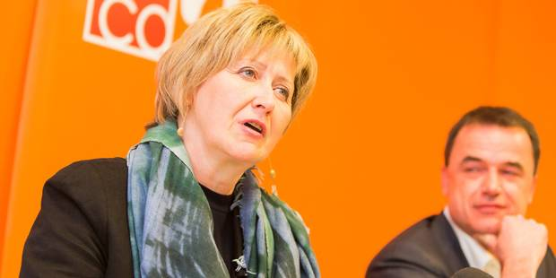 TTIP: le cdH demande de suspendre les négociations pour redéfinir les balises - La Libre