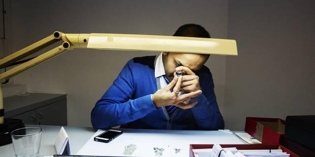 SwissLeaks: le diamant belge pointé du doigt - La Libre